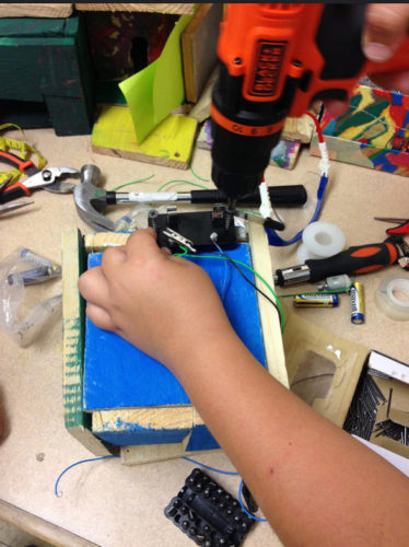 Fail and Try Again: Maker Jawn at the Free Library gets